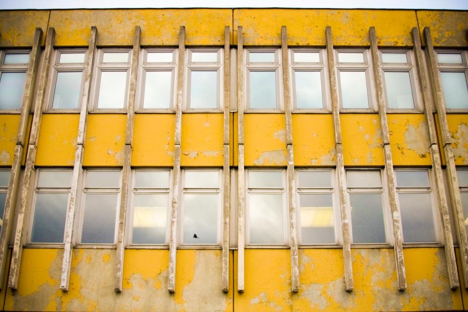 East Berlin, December 2009.